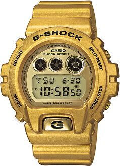 G-SHOCKGショックDW-6900GD-9JFCASIO腕時計【国内正規品】メンズ【送料無料&代引手数料込み】「CrazyGold(クレイジーゴールド)」が登場。