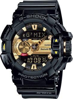 G-SHOCKGショックGBA-400-1A9JFスマホCASIO腕時計【国内正規品】メンズ【送料無料&手数料込み】MUSICシーンをテーマにしたNew「G'MIX(ジーミックス)」が登場