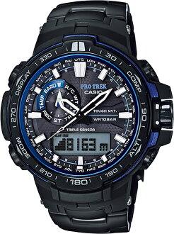 プロトレックPRW-6000YT-1BJFPROTREK電波時計タフソーラー電波ソーラーカシオ腕時計電波腕時計【国内正規品】【送料無料&手数料込み】機能性と操作性を両立させる「スマートアクセス」を採用したNewモデルが登場。