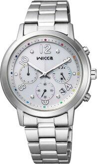 シチズンウィッカKF5-012-11エコドライブソーラーCITIZENメンズ腕時計【送料無料&手数料込み】【レビューで3年保証】