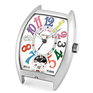 ★1本限定スペシャルプライス!★【新品】フランクミュラー 置時計 アラームクロック デュアル...