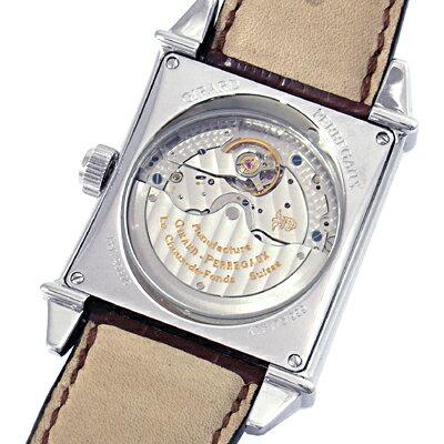 61cd53f650 ジラールペルゴ ヴィンテージ 1945 世界限定999本裏スケルトンシースルーバック時計