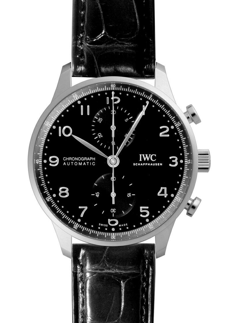 IWC『ポルトギーゼ・クロノグラフ(IW371609)』