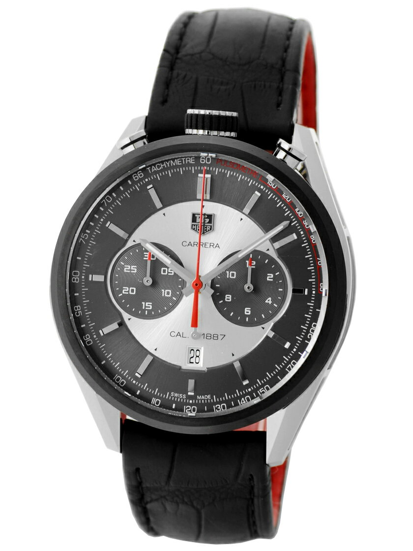 pre owned tag heuer carrera calibre 1887 chronograph jack. Black Bedroom Furniture Sets. Home Design Ideas