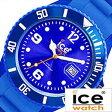 アイスウォッチ腕時計[ICE WATCH時計](ICE WATCH 腕時計 アイスウォッチ 時計) シリ フォーエバー (Siri) ユニセックス 男女兼用時計 ブルー SIBEUS[スポーツ カジュアル][送料無料][プレゼント ギフト][あす楽]
