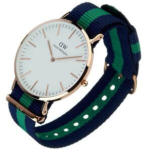 [正規品][2年保証]ダニエルウェリントン腕時計DanielWellington腕時計ダニエルウェリントン時計クラシックワーウィックローズCLASSIC40mmメンズ/レディース/ユニセックス/オフホワイト0105DW[ファッション人気定番][送料無料][あす楽][ポイント10倍]