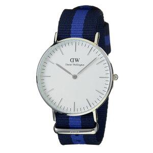 [正規品][2年保証]ダニエルウェリントン腕時計DanielWellington腕時計ダニエルウェリントン時計クラシックスウォンジシルバーCLASSIC36mmメンズ/レディース/ユニセックス/ホワイト0603DW[ファッション人気定番][送料無料][あす楽][ポイント10倍]
