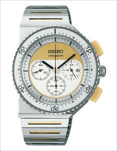 ジウジアーロセイコーデザイン腕時計SEIKOSPIRITGIUGIARODESIGN時計GIUGIARODESIGN腕時計セイコースピリットジュージアーロデザイン時計メンズ/ベージュホワイトSCED025[数量限定モデル/クロノグラフ][送料無料][プレゼントギフト][あす楽][ポイント10倍]