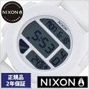 【おひとり様1点限り!】ニクソン腕時計 NIXON時計 nixon(ニクソン) 腕時計[ニクソン時計] ユニット UNIT WHITE メンズ ブラック NA197100-00[デジタル ホワイト][送料無料][プレゼント ギフト][あす楽]