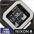 [正規品 2年保証]ニクソン腕時計 NIXON時計 nixon(ニクソン) 腕時計[ニクソン時計] スーパータイド SUPERTIDE BLACK SILVER メンズ ブラック NA316180-00[デジタル カスタム ブラック][送料無料][バレンタイン プレゼント ギフト][あす楽]