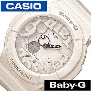 カシオ腕時計CASIO時計CASIO腕時計カシオ時計ベイビーGBABY-Gレディース/ホワイトBGA-131-7BJF[アナデジ/デジタル/液晶/防水/マルチカラー/ネオン/シンプル/ベビーG]