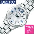 セイコー ワイアード エフ SEIKO WIRED f 腕時計 レディース ペアスタイル AGEK424[ワイヤード 正規品 クロノグラフ 防水 SEIKO セイコー][送料無料][バレンタイン プレゼント ギフト][あす楽]