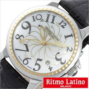 [3年保証対象]リトモラティーノ腕時計RitmoLatino時計RitmoLatino腕時計リトモラティーノ時計ステララージサイズSTELLALargeメンズレディースユニセックス/男女兼用/ホワイトシェルD3EL20GS[イタリアミラノかわいい希少レア人気雑誌掲載]