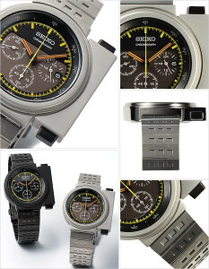 【3年保証対象】セイコー腕時計SEIKO時計SEIKO腕時計セイコー時計スピリットスマートSPIRITSMARTメンズ/ブラックSCED035[ジュージアーロ/ジウジアーロ/クロノグラフ/ジウジアーロデザイン限定モデル/限定3000本/復刻][送料無料]