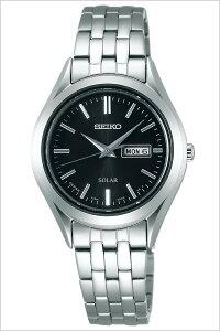 [3年保証対象]セイコー腕時計SEIKO時計SEIKO腕時計セイコー時計スピリットSPIRITメンズ/ブラックSTPX031[メタルベルト/正規品/ソーラー/ペアモデル/シルバー/V138/シンプル]