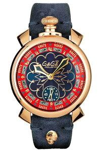 [送料無料][ポイント10倍]ガガミラノ腕時計GAGAMILANO時計GAGAMILANO腕時計ガガミラノ時計マニュアーレ48mmラスベガスMANUALE48MMLASVEGASメンズ/レディース/ブルー5011.LASVEGAS.02[マヌアーレ/正規品/イタリア/ラスベガス/ブランド/機械式/手巻き/5011]