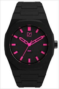 []ディーワンミラノ腕時計D1MILANO時計D1MILANO腕時計ディーワンミラノ時計ネオンNEONレディース/ブラックNE01L[正規品/防水/人気/新作/イタリア/ブランド/ピンク/NE-01L][送料無料][プレゼント/ギフト][新社会人]