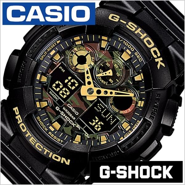 腕時計, メンズ腕時計  G CASIO G-SHOCK GA-100CF-1A9JF