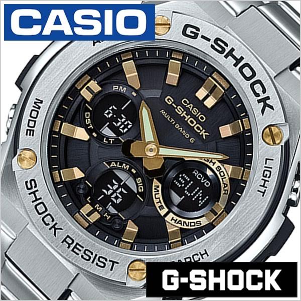 腕時計, メンズ腕時計  G CASIO CASIO G-SHOCK G-STEEL GST-W110D-1A9JF