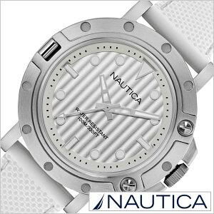 ノーティカメンズ時計NAUTICA腕時計ノーティカ時計ジェンツNST800GENTSグレーNAD12548G[正規品人気ブランド防水スポーツアウトドアシリコンホワイト][送料無料][バーゲンセールプレゼントギフト]