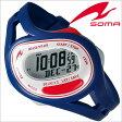 ソーマ腕時計 SOMA時計 SOMA 腕時計 ソーマ 時計 メンズ レディース腕時計 グレー NS23003[人気 正規品 ランニングウォッチ マラソン ランニング ウォーキング スポーツ][送料無料][新生活 プレゼント ギフト][母の日]