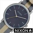 ニクソン 時計 NIXON 腕時計 ポーターニクソン PORTER NYLON レディース グレー NA10592440-00 [正規品 防水 ユニセックス ペアウォッチ ナイロン グレー ベージュ][あす楽]