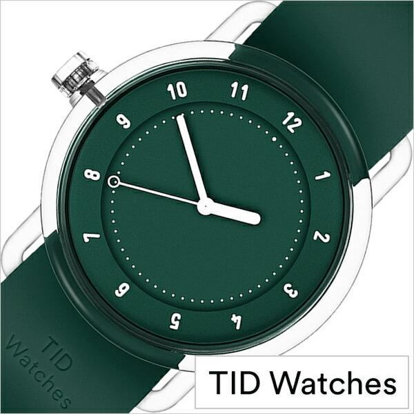 腕時計, 男女兼用腕時計  No.3 38mm TID watches TID03-38GR TR90