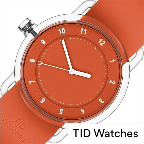 腕時計, 男女兼用腕時計  No.3 38mm TID watches TID03-38OR TR90