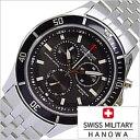 スイスミリタリー ハノワ フラッグシップ 腕時計 SWISS MILI...