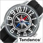 テンデンス 腕時計 キングドーム Tendence 時計 KingDome メンズ ブラック S-TY023006[正規品 定番 人気 イタリア ブランド ビッグフェイス 個性的 かっこいい おしゃれ ファッション 方位磁針 立体 3D カジュアル シリコン プレゼント ギフト][送料無料]