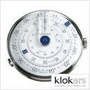 クロッカーズ 腕時計 klokers 時計 時計本体 ブルー