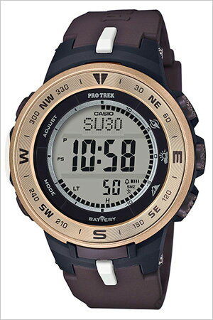 b6fec1ffa7 ... カシオプロトレック腕時計CASIOPROTREK時計日本自然保護協会コラボレーションモデルメンズ液晶PRG- ...