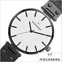 モックバーグ 腕時計 MOCKBERG 時計 レディース ホワイト M...