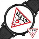 ゲス 腕時計 GUESS 時計 ハリウッド Hollywood ユニセックス メンズ レディース ホワイト V1003M1 正規...