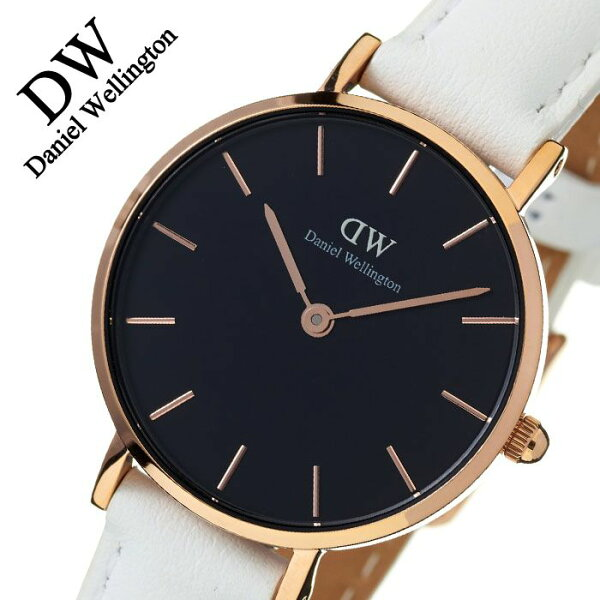 ダニエルウェリントンクラシックペティットボンダイブラック28mm時計DanielWellington腕時計ClassicPeti