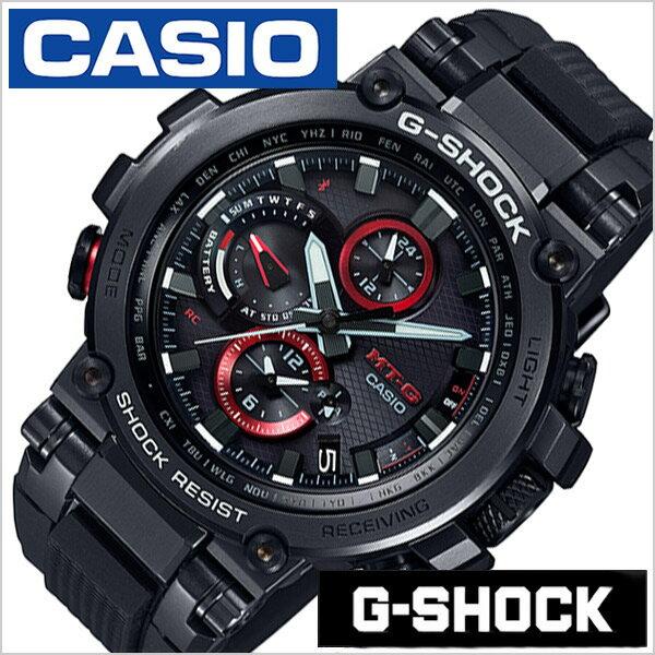 腕時計, メンズ腕時計  CASIO G-SHOCK MTG-B1000B-1AJF G iPhone