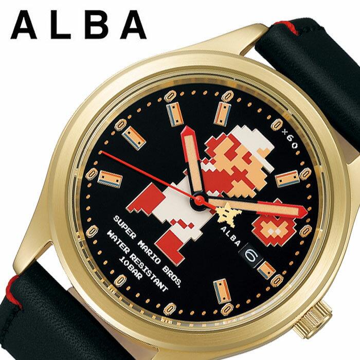 腕時計, メンズ腕時計  SEIKO ALBA Super Mario ACCA701