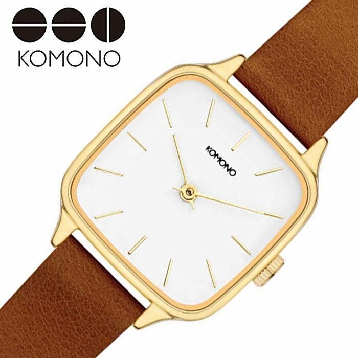 腕時計, レディース腕時計  KOMONO KATE COGNAC KOM-W4253