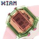 アイアムザウォッチ 腕時計 I AM THE WATCH 時計 レディース キッズ 液晶 IAM-KIT07 人気 ブランド おしゃれ ファッション デジタル キッズ 親子 ペア KIDS 子供 こども 子ども 小学生 中学生 高校生 スポーツ プレゼント ギフト