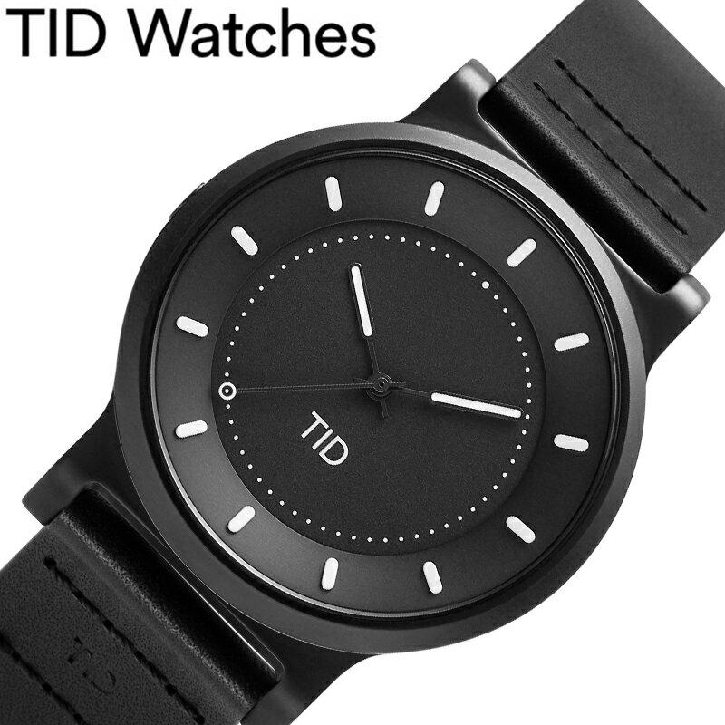 腕時計, メンズ腕時計  TID Watches No.4 40mm 40101112