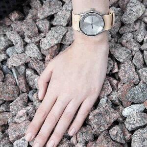 ティッドウォッチズ腕時計TIDWatches時計TIDWatches腕時計ティッドウォッチズ時計メンズ/レディース/ユニセックス/男女兼用/シルバーTID01-SV36-N[No.1/正規品/おしゃれ/北欧/アナログ/革/レザーバンド/NATURAL/ナチュラル][送料無料][プレゼント/ギフト][]