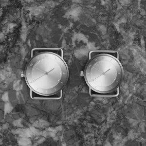 [あす楽][5年保証対象]ティッドウォッチ腕時計TIDWatches時計TIDWatches腕時計ティッドウォッチ時計TIDNo.2レディース/シルバーTID02-SV36[革/おしゃれ/正規品/北欧/アナログ/ベージュ/ブラウン/シルバー][送料無料][入学祝い/就職祝い][プレゼント/ギフト]