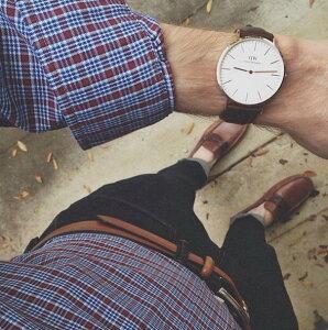 [即出荷][ポイント10倍][送料無料][正規品2年保証]ダニエルウェリントン腕時計DanielWellington腕時計ダニエルウェリントン時計クラシックシェフィールドローズCLASSIC36mmメンズ/レディース/オフホワイト0508DW[ファッション/定番][DW]