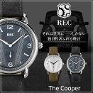 レック腕時計REC時計REC腕時計レック時計クーパーTheCooperMiniミニクーパーメンズ[アナログ/革/レザーベルト/シンプル/車体/一点物][送料無料][あす楽]
