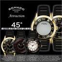 ロマゴデザイン腕時計[ロマゴ時計](ROMAGO DESIGN 腕時計 ロマゴ デザイン 時計) メンズ レディース 男女兼用 ユニセックス腕時計 ゴールド RM015-0162SS-GDBK[おしゃれ ゴールド][送料無料][プレゼント ギフト]