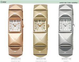 マウジー腕時計MOUSSY時計MOUSSY腕時計マウジー時計スタッズSTUDSレディース/ホワイト[メタルベルト/正規品/おしゃれ/アナログ/シルバー/クリスタル/ストーン][送料無料][プレゼント/ギフト]