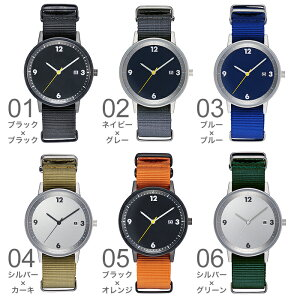 イノベーター腕時計innovator腕時計ボールドBaldメンズレディースユニセックスシルバーIN-0001[正規品北欧人気シンプル薄型ミニマルペアウォッチカップルビジネススーツ丸型ナイロンベルト][送料無料][プレゼントギフト]