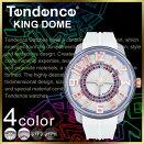 テンデンス時計キングドームTENDENCE腕時計KingDomeメンズホワイトS-TY023004[正規品新作人気ブランドユニセックス防水高級プレゼントギフトシリコングレー]