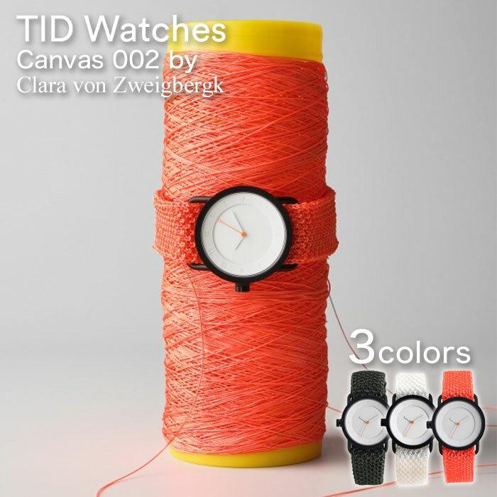 腕時計, 男女兼用腕時計  No.1 36mm 90 TID Watches Canvas 002 TID01