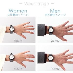 ティッドウォッチ腕時計TIDWatches時計TIDWatches腕時計ティッドTIDウォッチ時計TID腕時計メンズレディースユニセックス男女兼用ブラックTID01-BK-T[革ベルトおしゃれ防水北欧アナログブラウン][送料無料][プレゼントギフト][B]